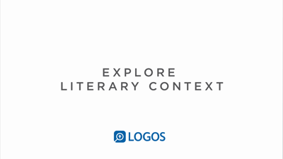 Step 4: Explore the Passage's Literary and Intertextual Context