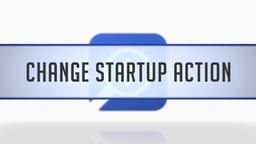 Default Startup