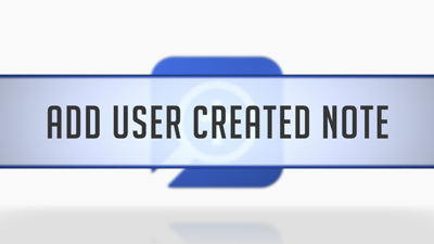 User-Created Notes