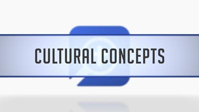 Context Menu Cultural Concepts Searches