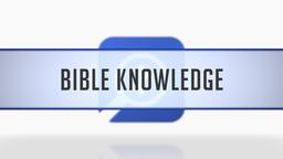 Context Menu Bible Facts Searches