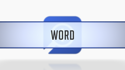 Context Menu Word Searches
