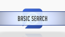Inline Basic Search