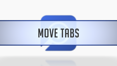 Moving Tabs