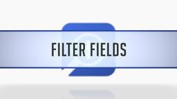 Filter Fields