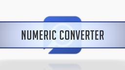 Numeric Converter