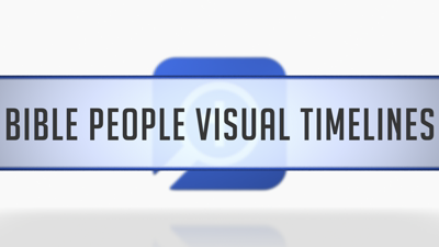 Bible People Visual Timelines