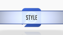 Choosing a Style