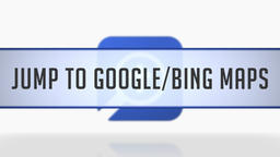 Jumping to Google or Bing Maps