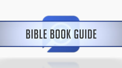 Bible Book Guide