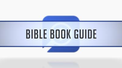 Bible Book Guide