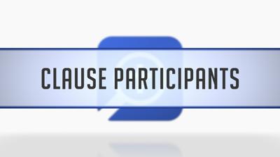 Clause Participants