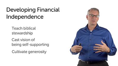 Breaking Financial Dependency
