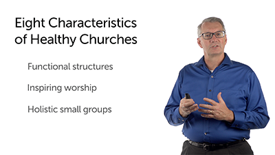 Churches: Start Healthy, Stay Healthy