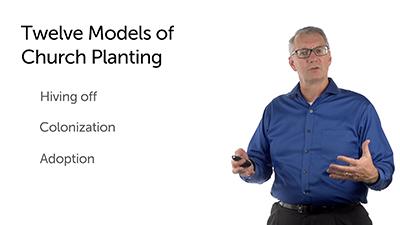 A Sampling of Church Planting Models