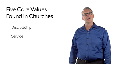 Core Values of Contemporary Churches