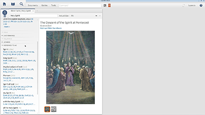 "Using the Bible Facts Tool with References to the ""Holy Spirit"" in Acts"