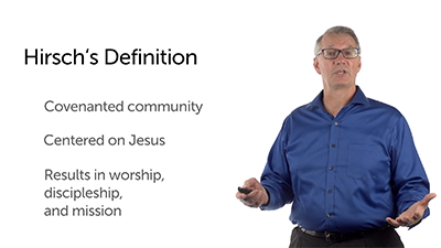 Some Contemporary Definitions of the Church