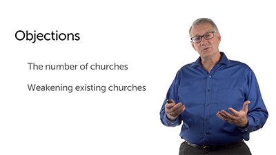 Objections to Church Planting