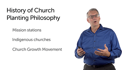 Historical Development of Protestant Church Planting Philosophy