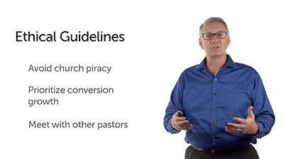 Ethical Guidelines for Church Planting