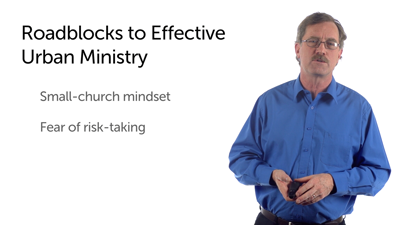 Roadblocks to Effective Ministry