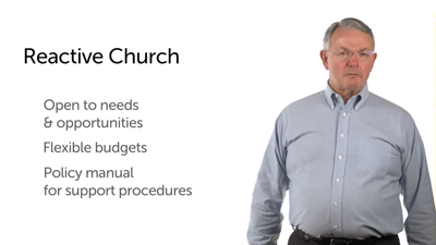 Three Types of Missional Churches