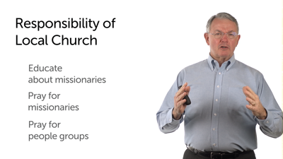 Involving the Congregation in Missions