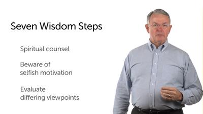 Seven Wisdom Steps