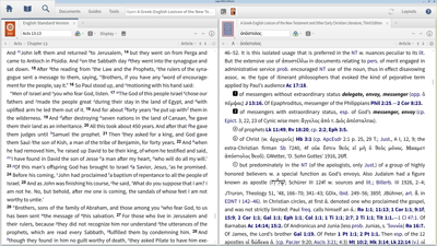 Using BDAG to Study New Testament and Ancient Uses of Apostolos