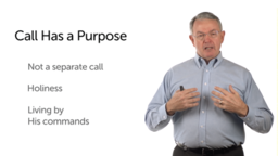 Called to a Purpose