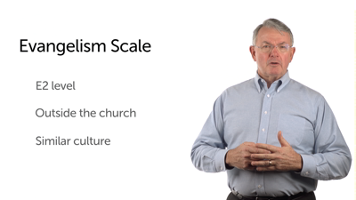The Evangelism Scale