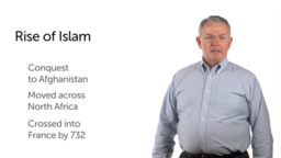 Confrontation with Islam