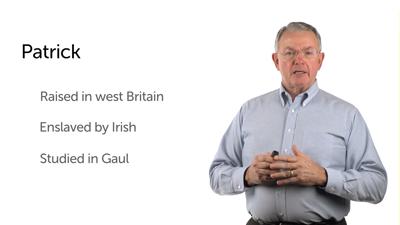 Patrick Evangelizes Ireland