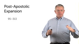 Post-Apostolic Expansion