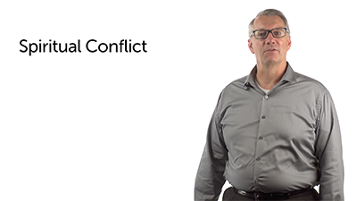 Models for Spiritual Conflict
