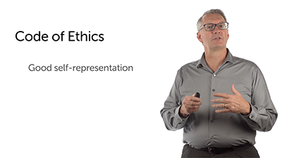 Areas for Ethical Consideration