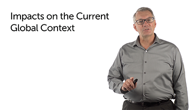 The Changing Global Context