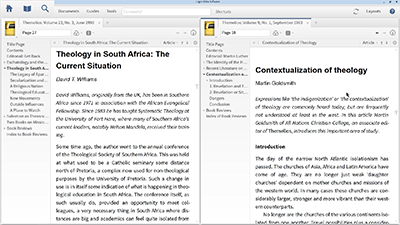 Previewing Global Theology Resources