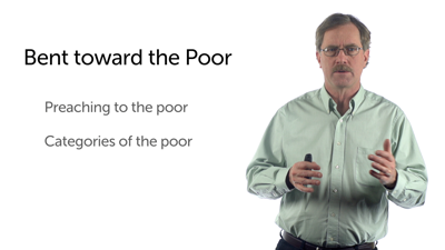 Jesus, the Poor, and the Marginalized