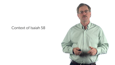 Isaiah: A Theology for the Streets