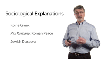 Explanations for Christian Expansion