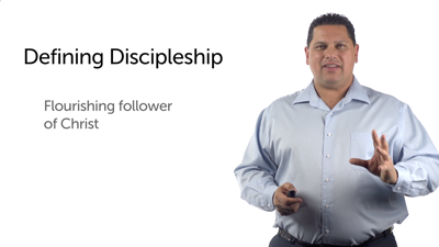 Defining and Describing Discipleship
