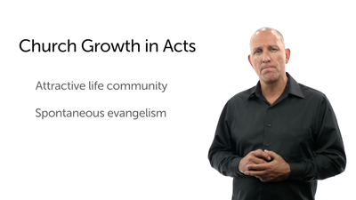 A Missional Church in Acts