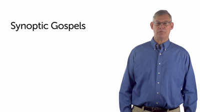 The Cross and the Gospels