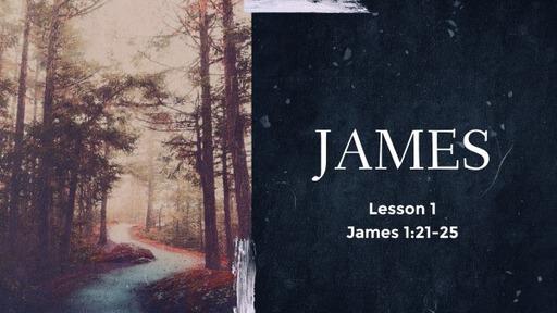 674 - James - Lesson 1