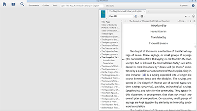 Creating a Clippings Document of Gnostic Writings