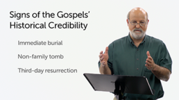 The Credibility of the Resurrection