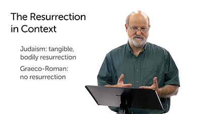 Resurrection in Judaism and the Graeco-Roman World