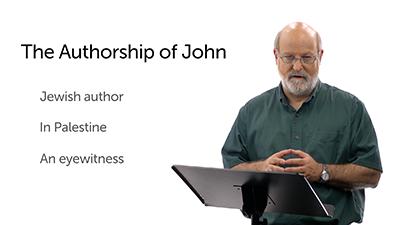 The Authorship of John